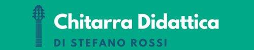 Chitarra Didattica