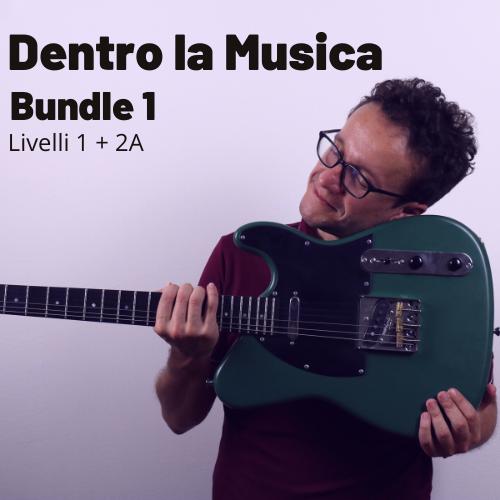Dentro La Musica – Bundle 1